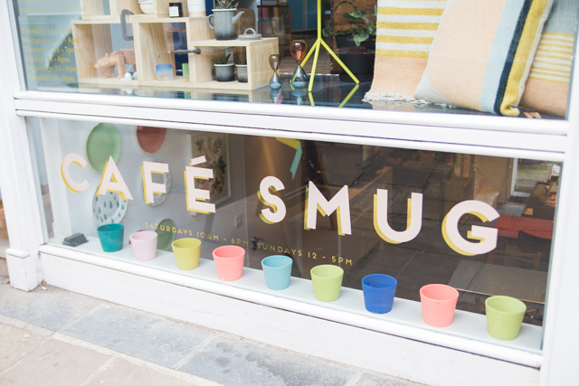 Meet Smug. A cosy lifestyle and homeware store based in London's Angel.