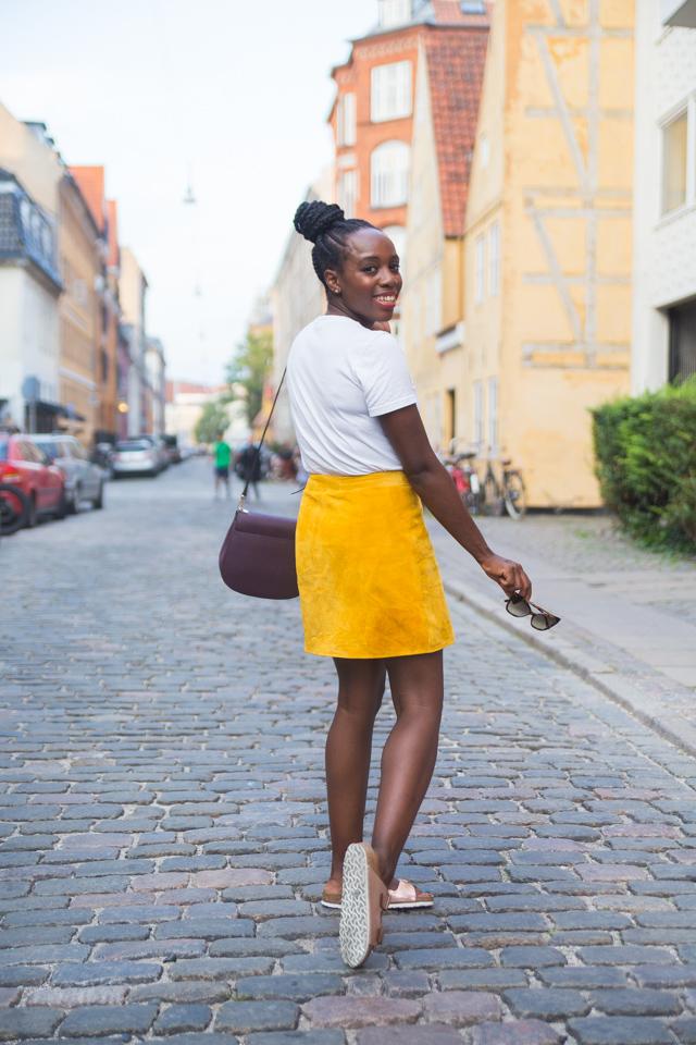 What I wore in Copenhagen