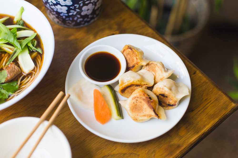 Brixton's Mama Lan is all about authentic Beijing Street Food (and plenty of dumplings).