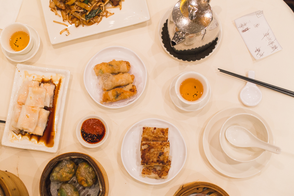 Fancy some dim sum for Chinese New Year? Then you can't beat Royal China, with plenty of tasty choices.