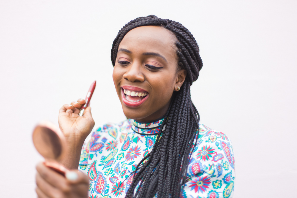 Searching for a nude lipstick? I'm sharing five that work for my black Afro-Caribbean skin tone over on the blog, including some drugstore bargains and indie brands.