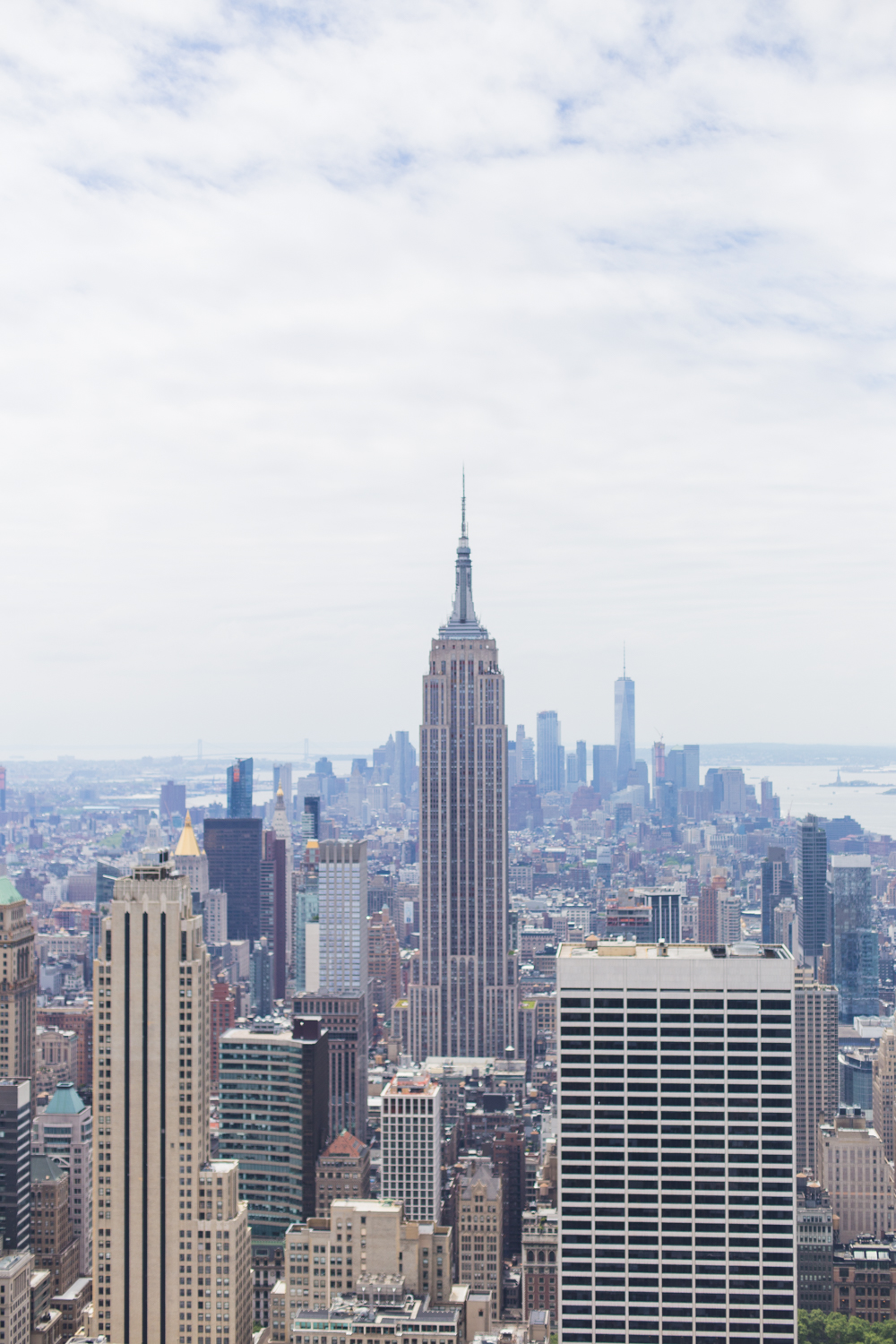 Visiting Top Of The Rock - First time visiting New York? I'm sharing some practical tips, including where to stay, what to see and how to get around.