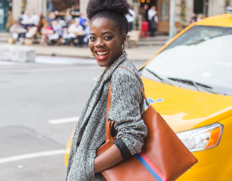 What It's Really Like Blogging In New York: Cynthia