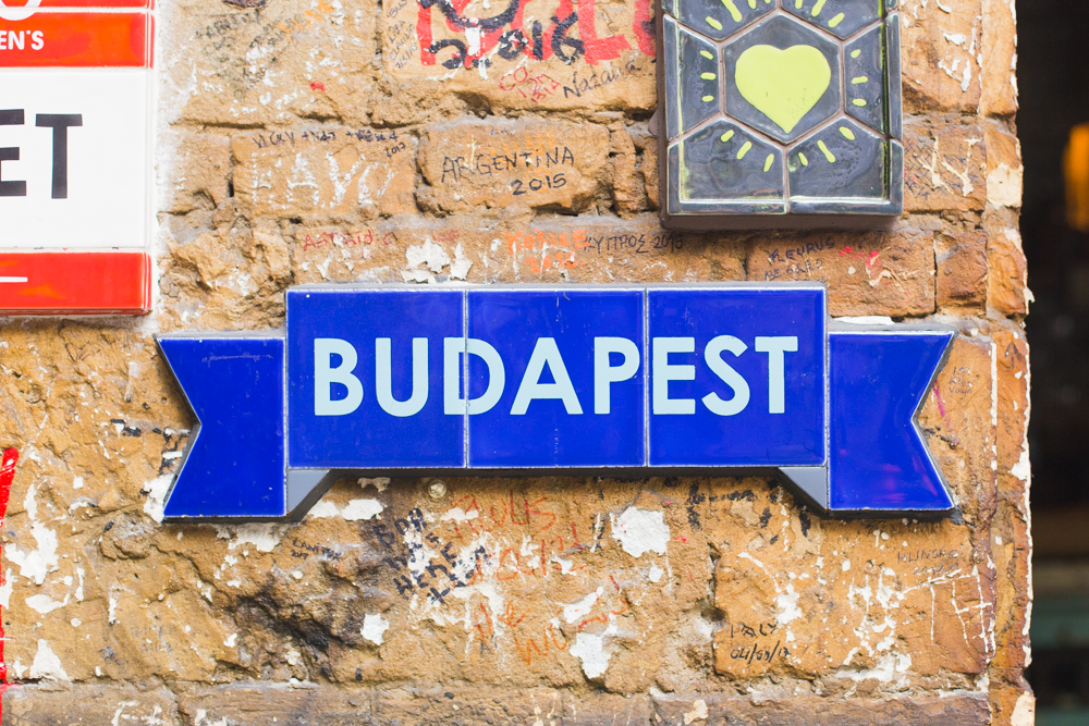 Ever fancied visiting Budapest? I've sharing how we spent 72 hours in the city, including colourful ruin pubs and Wes Anderson inspired eateries.