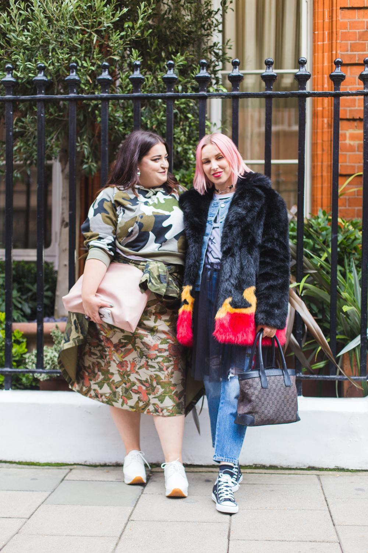 Danielle Vanier & Kitty Cowell