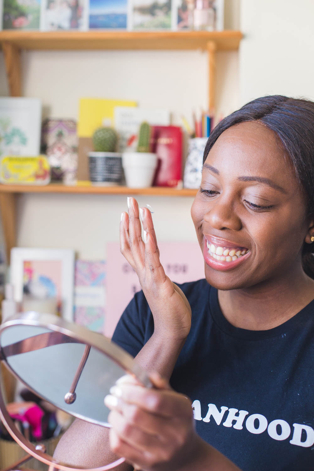 Lifestyle blogger Kristabel Plummer of I Want You To Know chats about her experience with Acuvue contact lenses.