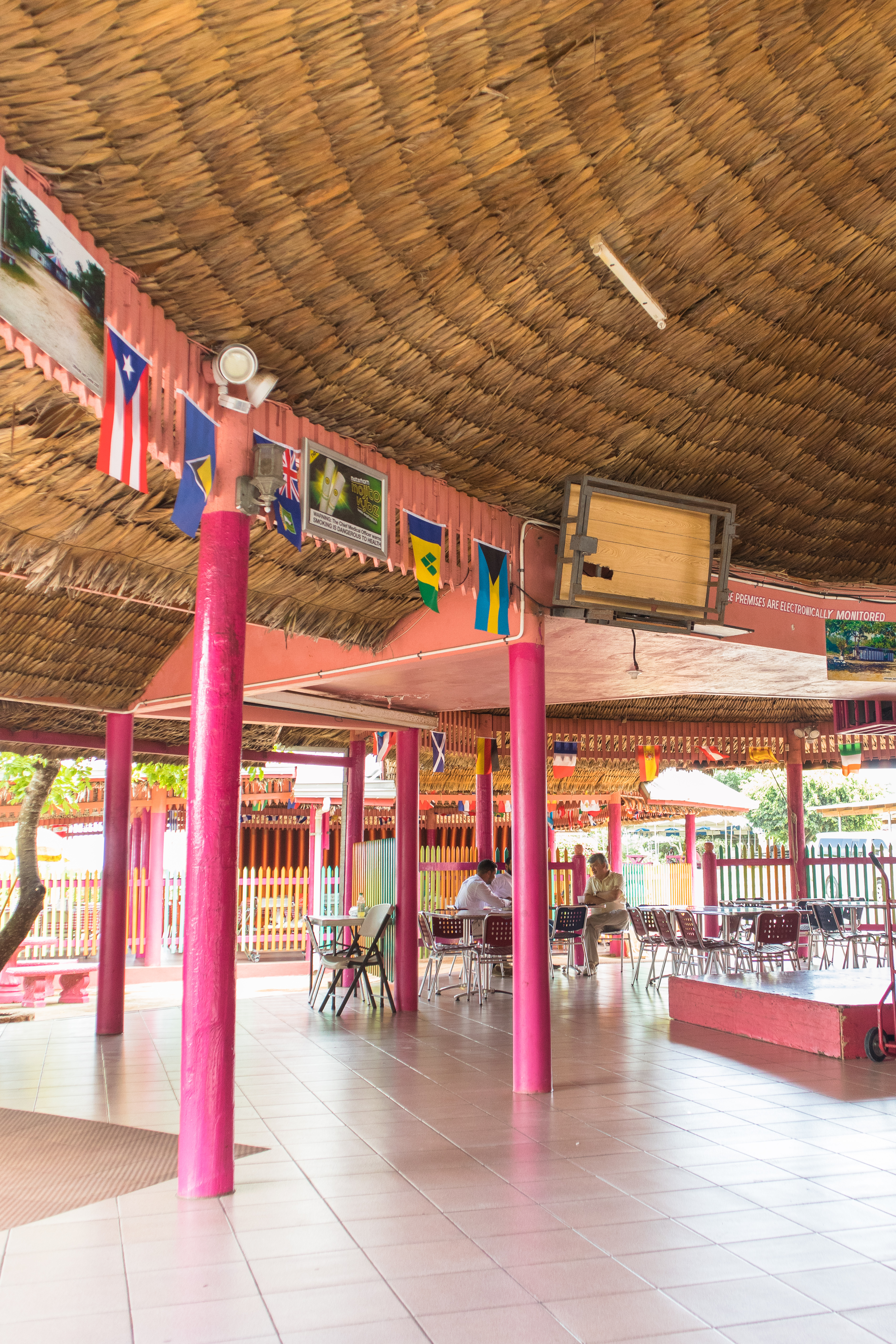 Ever fancied visiting Ocho Rios, a popular cruise town in Jamaica? Travel blogger Kristabel Plummer reveals why it's a convenient place to visit for jerk centres, kitch hotels and adventures at Mystic Mountain and Dunns River Falls.
