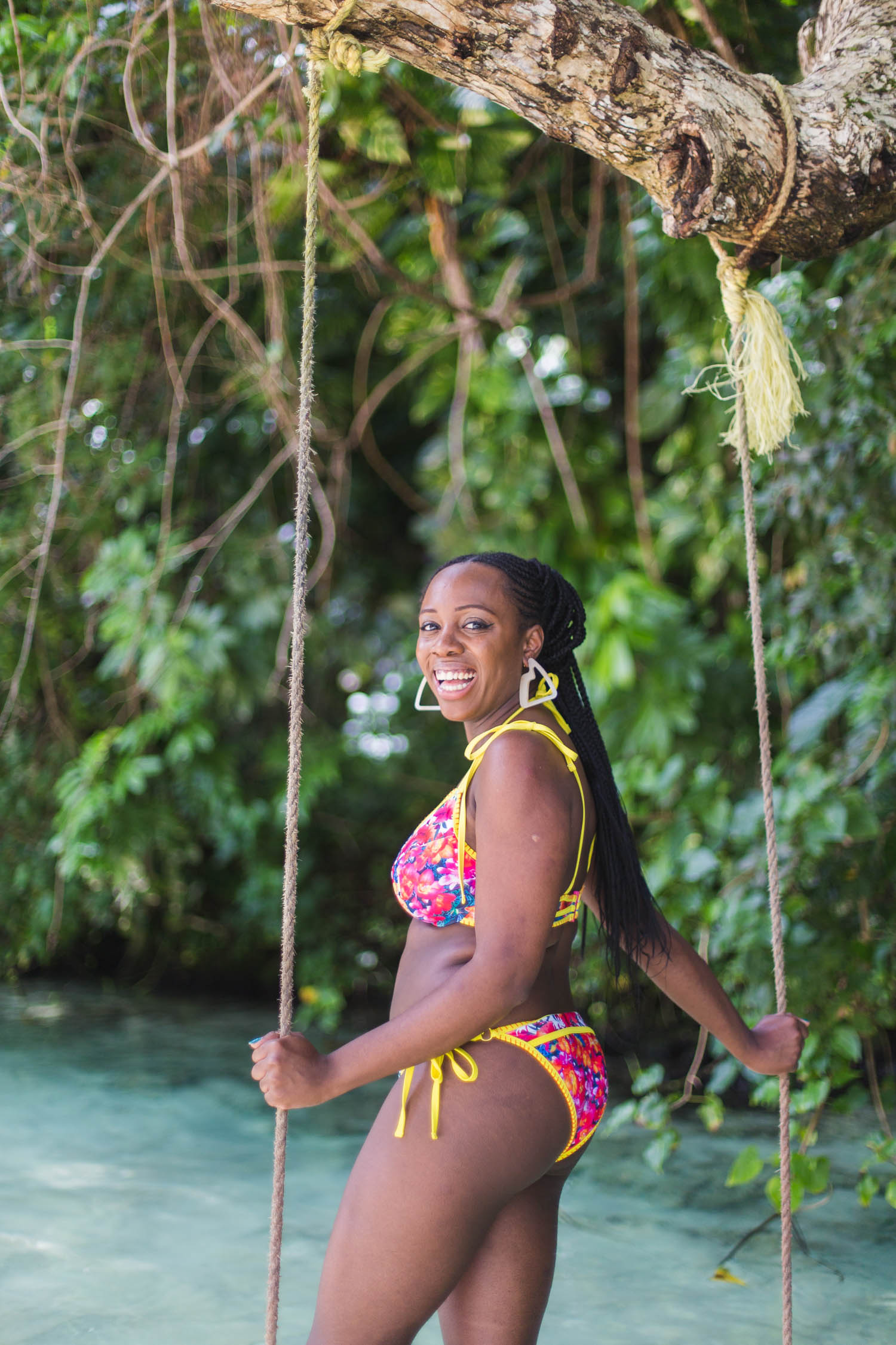 Curious about the town of Port Antonio, known as the Jamaican Riviera? Travel blogger Kristabel Plummer reveals why you should seek out authentic experiences at Boston Bay Jerk Centre, Frenchman's Cove and Trident Hotel.