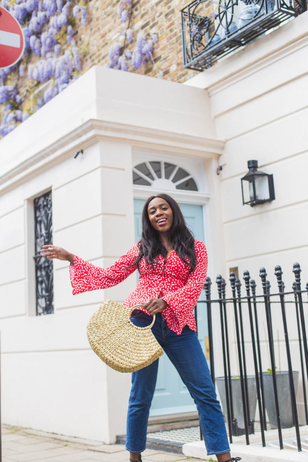If you need help with how to update your Spring wardrobe, then fashion blogger Kristabel Plummer has you sorted with her latest haul. There's the perfect Miss Selfridge top to wear with jeans, the sell-out leopard & Other Stories pleated skirt and the best transitional Topshop duster coat.