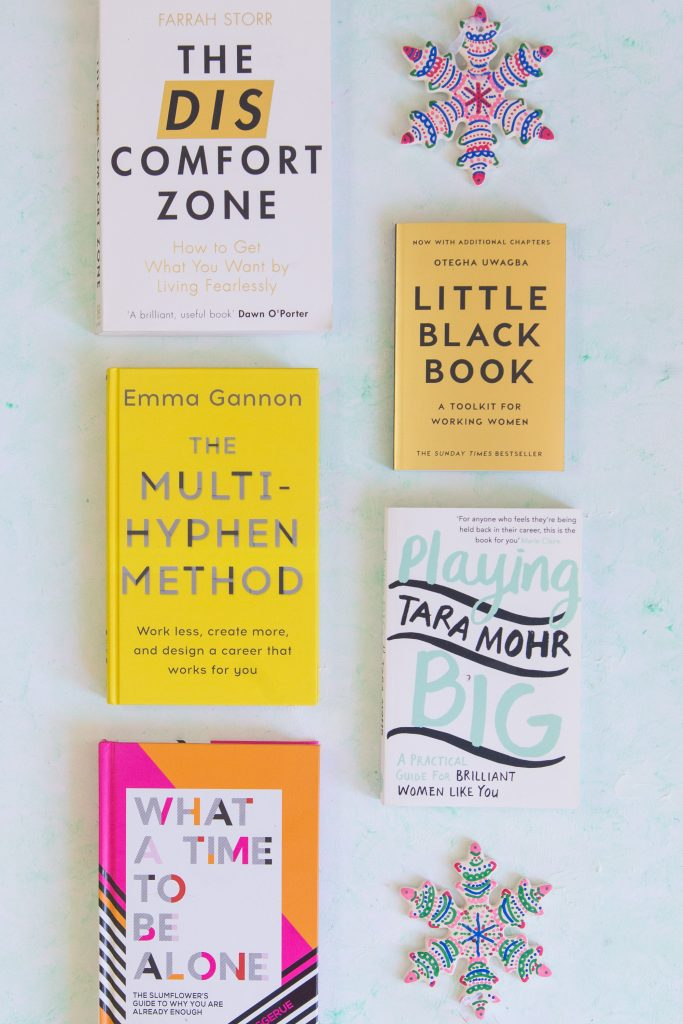 Struggling for last-minute presents or just need some books to read over Christmas? My latest gift guide features includes personal development books, coffee table reads and guides for managing money, social media anxiety and periods.
